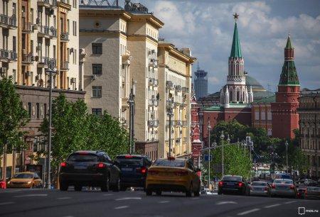 Правительство Москвы продает помещения в историческом здании на Тверской