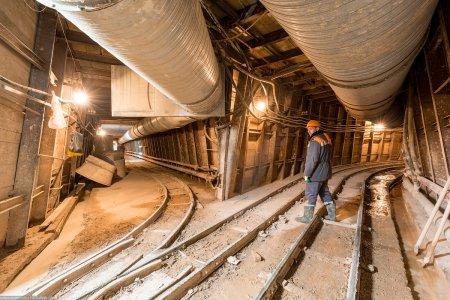 В Мневниковской пойме возведут оборотный тупик нового кольца московской подземки