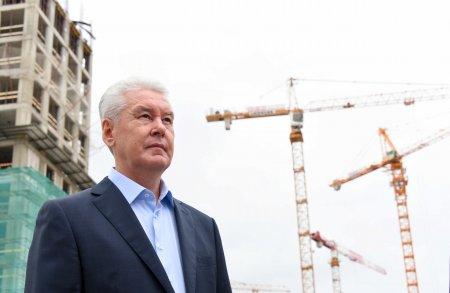 Собянин назвал размер бюджетных денег в реновации Москвы