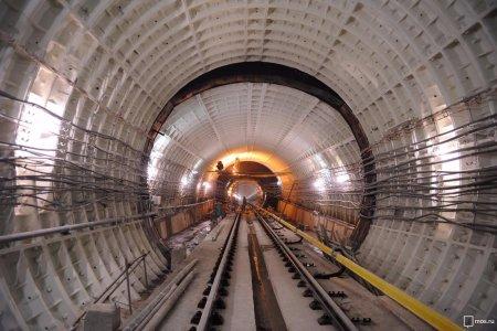 Готов тоннель между «Лефортово» и «Авиамоторной» на БКЛ