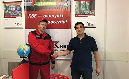 profine RUS провела акцию для партнеров в Санкт-Петербурге