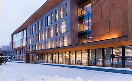 «КРОСТ» стал лауреатом конкурса «Лучший реализованный проект в области строительства»