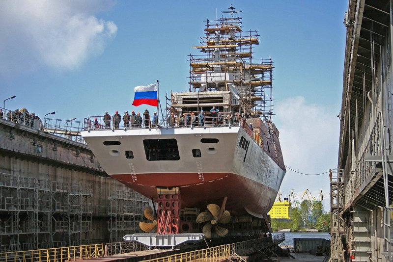 Минпромторг выделит насудостроение в 2019-ом неменее 10 млрд руб.