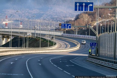 Где построят самую дорогую дорогу России