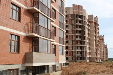 Десятки домов введены в проблемном ЖК Москвы «Ново-Никольское»