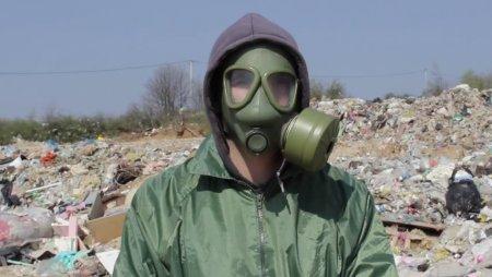 Смрад свалочного газа накрыл Серпухов и Большевик