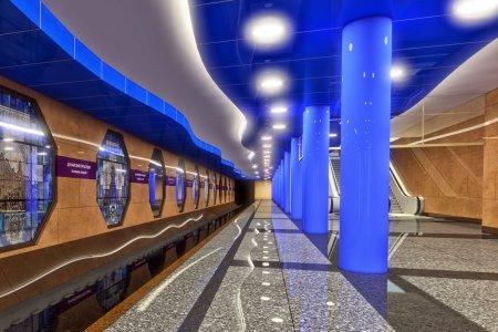 Названы точные сроки ввода трех новых станций метро Петербурга
