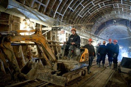 Когда начнут строить метро от «Улицы Новаторов» в Коммунарку