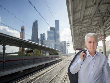 Собянин обещал увеличить метро Москвы до размеров нью-йоркского