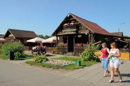 Москва объявляет аукционы на право торговли в Коломенском