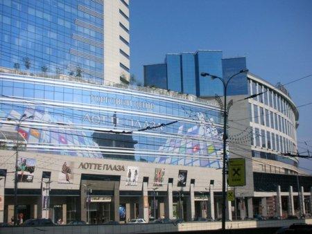 Московская Lotte Plaza прекратит существовать как торговый центр