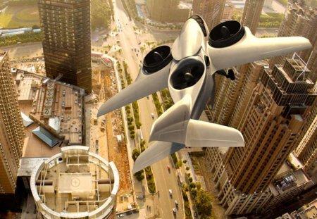 В России приступили к разработке самолета с вертикальным взлетом