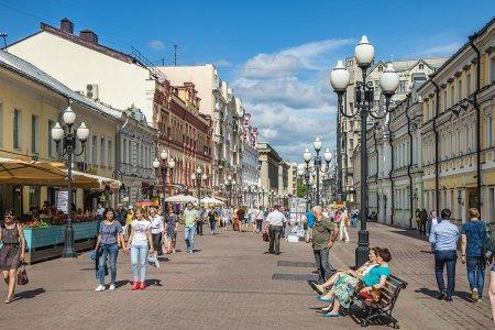 Главный архитектор Москвы: Старый Арбат слишком длинный для пешеходной зоны