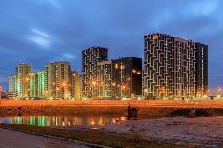 ГК «ПИК» застроит 500 тыс. кв. м бывшего Тушинского аэродрома