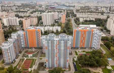 Где появятся первые дома реновации в Новой Москве
