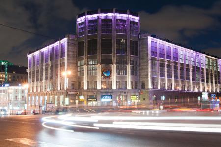 В Москве продается здание рядом с Кремлем