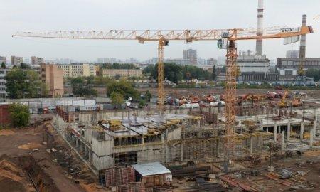 Заявлены объемы недвижимости, запланированной к вводу в промзонах Москвы до 2019-го