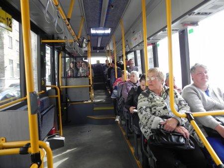 Бесплатные автобусы пустят в субботу в Москве