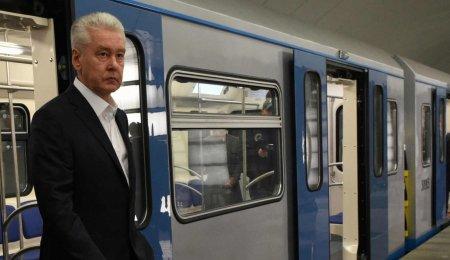 Собянин объявил о новом строительстве на востоке БКЛ метро