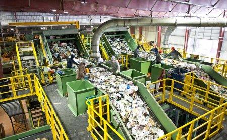 Где стартовало строительство первого мусороперерабатывающего комплекса Подмосковья