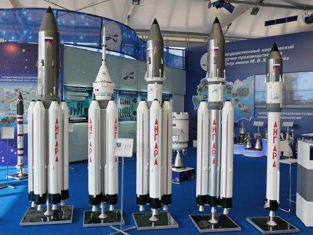 С центром Хруничева подписаны договоры на тяжелые ракеты
