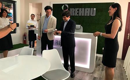 Компания REHAU расширяет границы