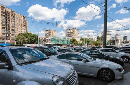 Москвичам предлагают обжаловать штраф за парковку на портале мэра