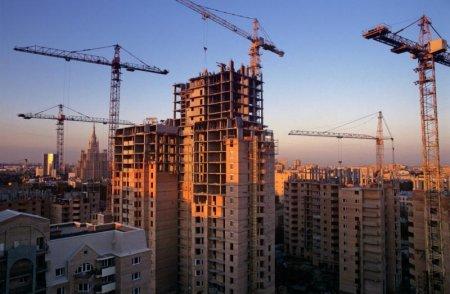 Доля ввода в Москве недвижимости с начала года выросла практически на треть