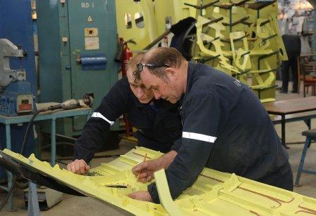 Авиахолдинг «Сухой» возведет в Московской области ремонтный цех