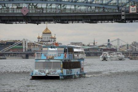 В столице планируют запуск первого регулярного маршрута речного трамвая