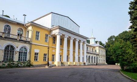 В московском парке усадьбы Дмитриева-Мамонова пресечены противозаконные работы