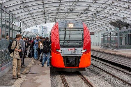 Почему поезда МЦК сегодня останавливаются не на всех станциях