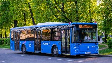 Восемь новых автобусных маршрутов запустят в столице завтра