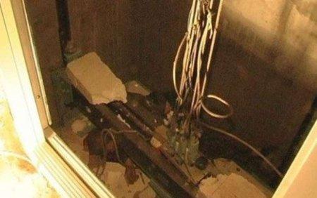 Лифт УК «ПИК‐Комфорт» сорвался в Балашихе