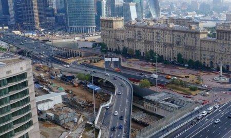 В месте пересечения ТТК и дублера Кутузовского проспекта сделают развязку
