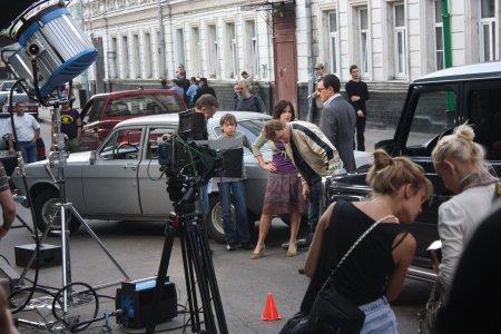 Движение в центре Санкт-Петербурга перекрывают из-за киносъемок
