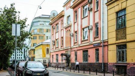 В Москве приостановлен незаконный ремонт в усадьбе на Малой Ордынке