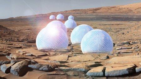 Объявлены сроки строительства «Марсианского города» в Дубае