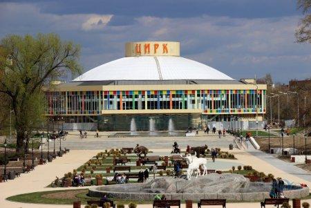 Рязанский цирк открыли после капитальной реконструкции