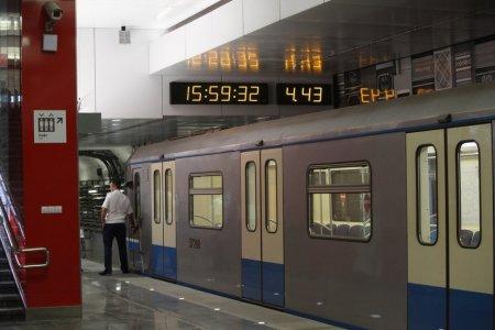 Как машинисты метро теперь приветствуют своих пассажиров