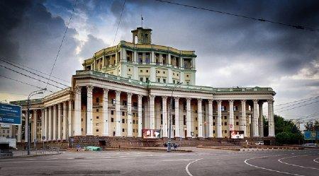 На Соколе установят памятник архитектору Алабяну