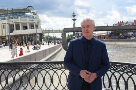Новое здание Тверского и Мещанского судов открыл сегодня Сергей Собянин
