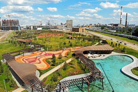 На ЗИЛе откроют еще один парк