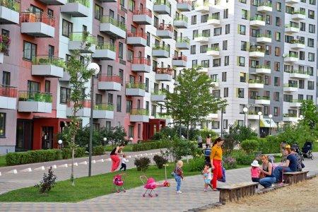 Два жилых микрорайона появятся на месте промзоны «Люблино»