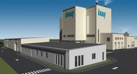 Названа сумма инвестиций в новый завод «КНАУФ» в Самарской области