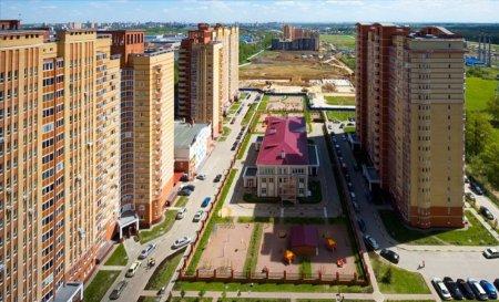 Достроен корпус проблемного ЖК «Гусарская баллада» в Одинцове