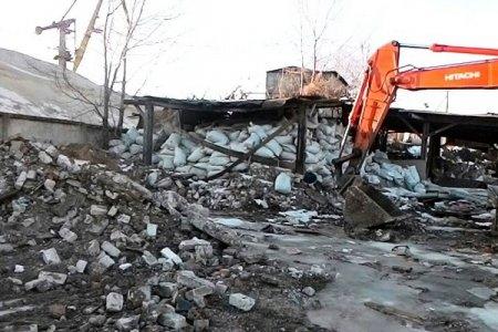 Незаконная свалка обнаружена в водоохраной зоне подмосковного Дзержинского