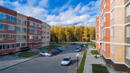 В Московской области достроен еще один дом проблемного ЖК «Малая Истра»