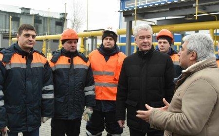 Собянин рассказал об инновационной модернизации газового хозяйства столицы