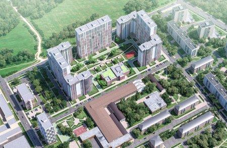 Промзону «Кирпичные улицы» застроят жильем и соцобъектами